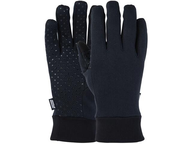 POW Poly Pro TT Liner Gloves black